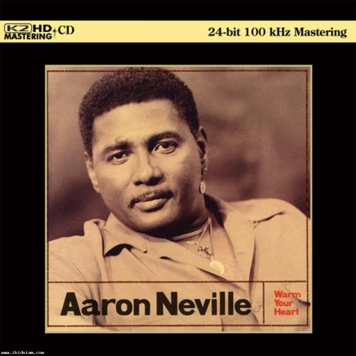 Aaron Neville Warm Your Heart K2 HD Import CD