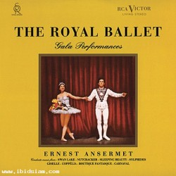 Ansermet - The Royal Ballet Gala Performances