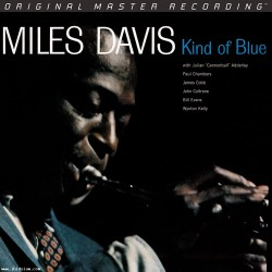Mobile Fidelity Miles Davis - Kind Of Blue